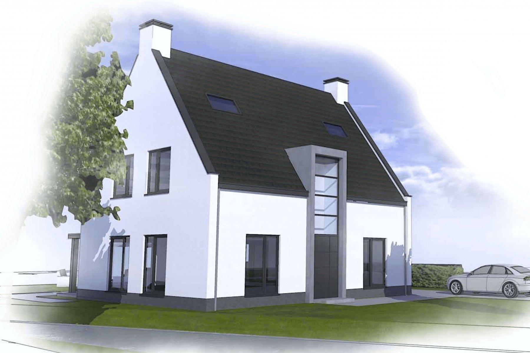 Nieuwbouw villa te Gouda