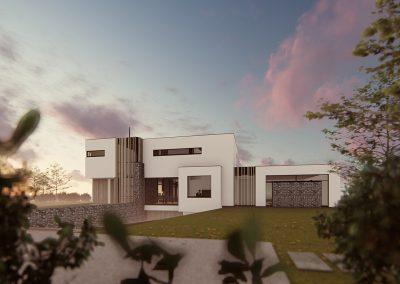 Nieuwbouw villa te Nieuwkoop